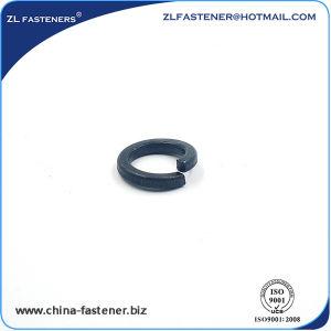 Black Oxide DIN127 Spring Washer