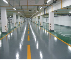 Hualong Polyurethane (PU) Epoxy High Hardness Floor Paint pictures & photos