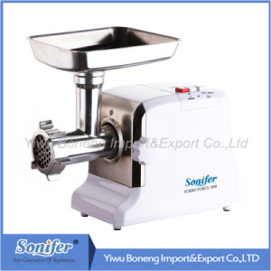 Powerful Mince Machine Electric Meat Grinder with Reverse Function, Sf300-608. pictures & photos