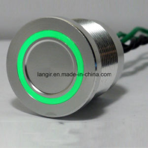 Piezo Electrical Switch (PS161P10YNT1, 16mm, CE, RoHS) Finger Operatpr pictures & photos