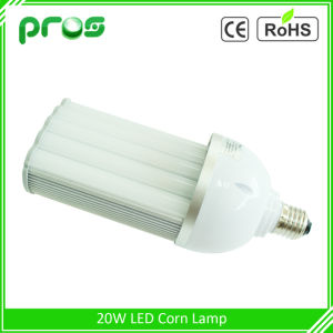 20W Frosted Cover LED Street Light Bulbs, Roadway Lamp E40 E27 pictures & photos