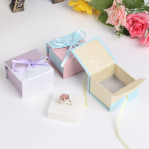Jewelry Gift Set Gift Packing Jewelry Paper Box (CMG-PGBB-017) pictures & photos