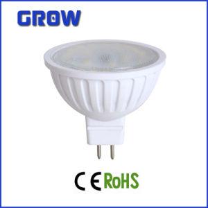 7W MR16 SMD2835 Plastic &Aluminum LED Spotlight pictures & photos