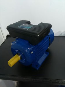 Yc Series Single Phase Induction Electric Motor (frame size from 71 to 132) (YC112M-4, 2.2kw/3HP, B3) pictures & photos