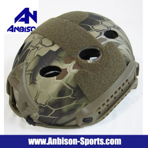 Fast Pj Type Helmet for Airsoft Paintball Wargame pictures & photos