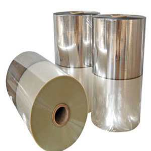 Half Metallized Aluminium Polyester Film pictures & photos