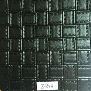 Synthetic Leather (Z45#) for Furniture/ Handbag/ Decoration/ Car Seat etc pictures & photos