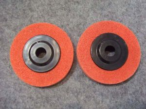 Non Woven Nylon Fiber Polishing Disc pictures & photos
