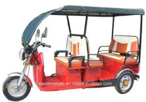 Best Quality Electric Tricycle for Passenger pictures & photos