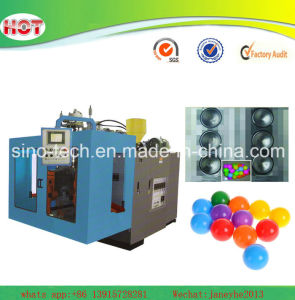 LDPE Plastic Sea Ball Blow Molding Machine pictures & photos