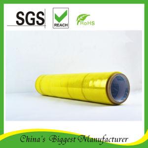 Colorful Plastic PE Stretch Film Black Stretch Pallet Wrap Film pictures & photos