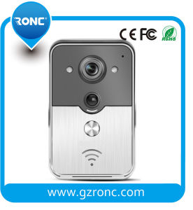 Wireless IP Video Door Bell, Family Doorphone Bell pictures & photos