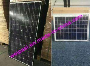 120wp Monocrystalline/Polycrystalline Sillicon Solar Panel, PV Module, Solar Module pictures & photos
