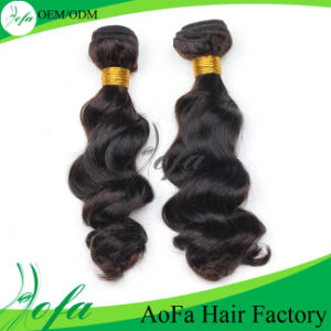 100%Unprocessed Remy Human Hair Virgin Brazilian Hair Human Hair Extension pictures & photos