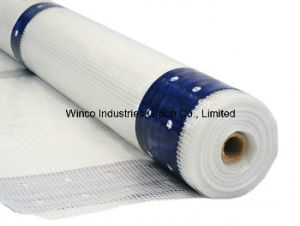 Scaffolding Sheeting, Grid Laminated Fabric Tarpaulin, Leno Tarpaulin pictures & photos