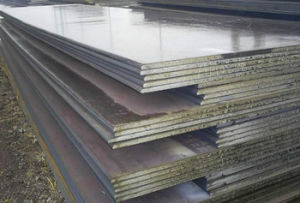Q345c Carbon Structural and Low Alloyed Steel Plates/Wide Plate/ Hot Rolled Steel Plate pictures & photos