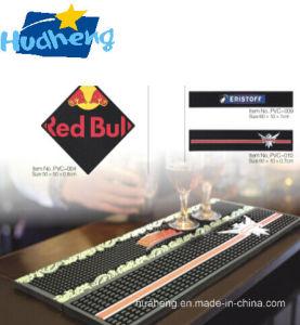 Custom Logo Soft PVC Bar Mat