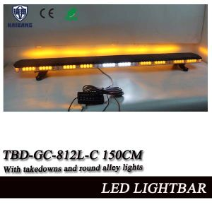 59 Inch Narrow Stipe LED Lightbar for Big Truck Vehicle Warning Light Bar (TBD-GC-812L-C 150CM) pictures & photos
