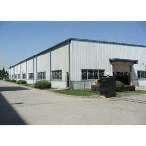 China Green Prefab Warehouse for Shipping pictures & photos