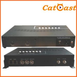 with HDMI and Asi Input and RF Output ISDB-T Encoder Modulator