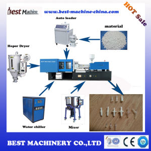 Customized Plastic Injection Small Products Molding Machine Making Machine pictures & photos