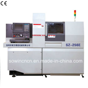 CNC Precision Automatic Lathe with Ce pictures & photos