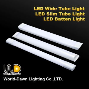 LVD 2 Years Warranty LED Slim Tube Light pictures & photos