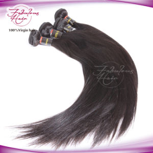 Fashion Straight Virgin Remy Human Hair Extension Brazilian Hair pictures & photos