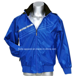 Casual Men′s Waterproof Windproof Softshell Jacket pictures & photos