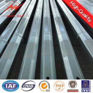 Electrical Overhead Line Material Steel Pole pictures & photos