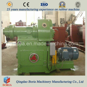 Hot Feeding Rubber Profile Extruder pictures & photos