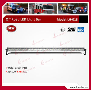 260W off Road Light Bar (LH018) pictures & photos