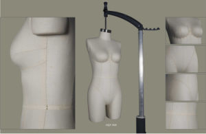 Dress Form with Wooden Hands, Tailor Mannequins, Tailor Dummy pictures & photos