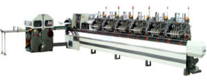 Combined Saddle Stitching Line (ZXQD450) pictures & photos