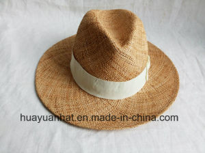 100% Bao Straw Leisure Style Safari Hats pictures & photos