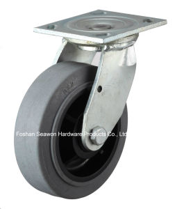 Conductive Caster Heavy Duty Swivel Conductive TPR Caster pictures & photos