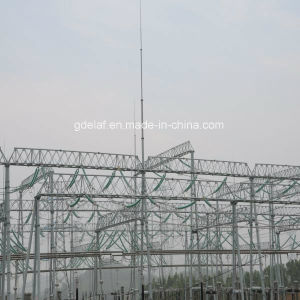 Customized Various Pipe Substation Truss