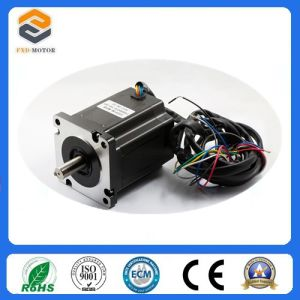 0.9deg 57mm Step Motor with SGS Certification pictures & photos