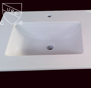 Cupc Porcelain Sanitary Ware Good Selling Under Counter Sink (SN025) pictures & photos