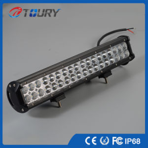 Factory of 24V High Power 108W LED Work Light Bar pictures & photos
