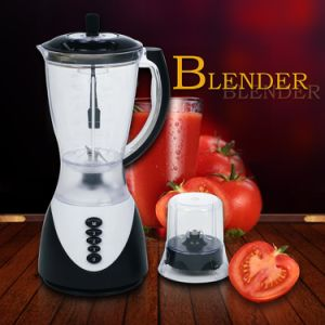 2 in 1 High Quality Plastic Juicer Blender pictures & photos