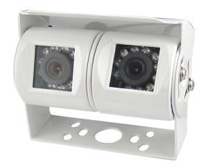 Rear View Backup Twin Dual Lens Car Camera pictures & photos