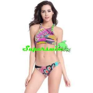Printed Sexy Tankini for Women