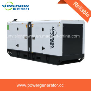 100kVA Generator Set for Industrial Application, Soundproof Generator pictures & photos