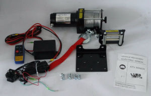 Electric Winch 12V 4X4 3000lb pictures & photos