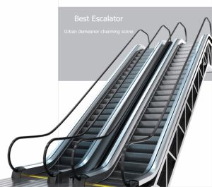 Indoor Vvvf Residential Escalator with Cheap Price