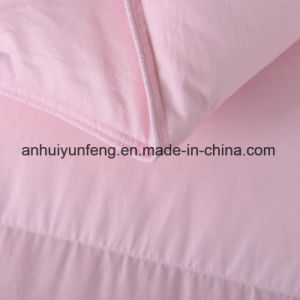 Luxury 90%Goose Down 10%Goose Feather Filled Duvet pictures & photos