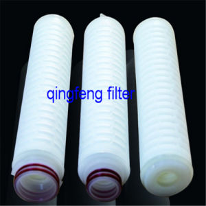 0.22 Micro PTFE Membrane Filter Cartridge for Inkjet Ink Filtration pictures & photos