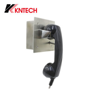 Simple Auto Dial Phone Flushed Mounting Type Knzd-55 Kntech pictures & photos
