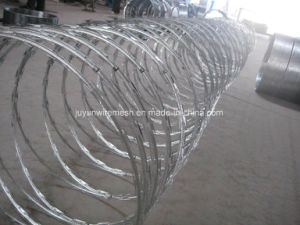 Concertina Razor Wire, Razor Wire Fence, Razor Barbed Wire pictures & photos